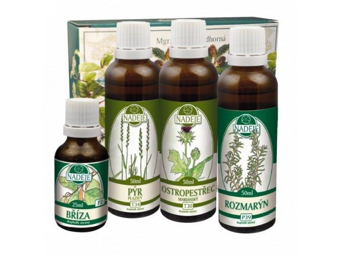 doplnek z bylin pri jarni detoxikaci organismu