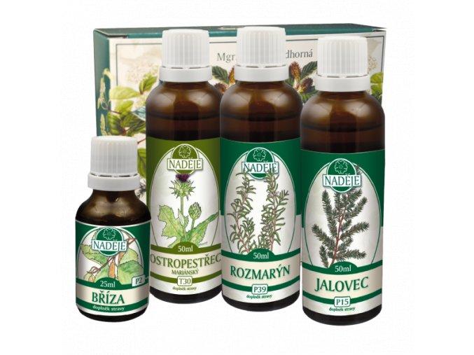 doplnek z bylin jako pomoc pro zdravou funkci strevniho a zazivaciho traktu