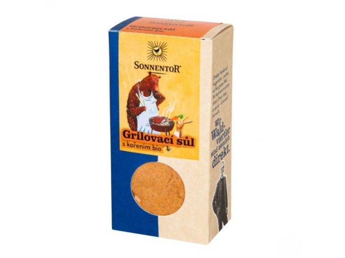 Sonnentor Sůl grilovací s kořením BIO 100 g