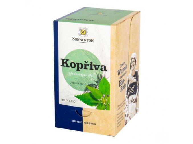 Čaj Kopřiva 16 g BIO SONNENTOR