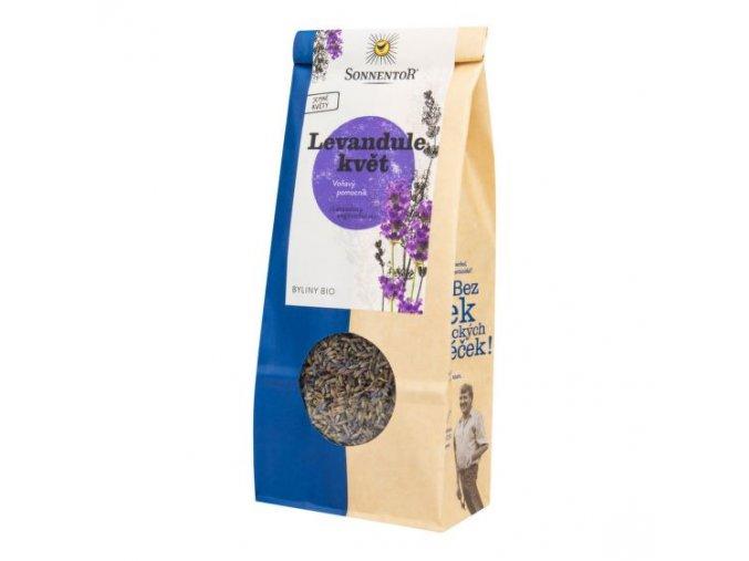 Sonnentor Čaj Levandule květ sypaný BIO 70 g