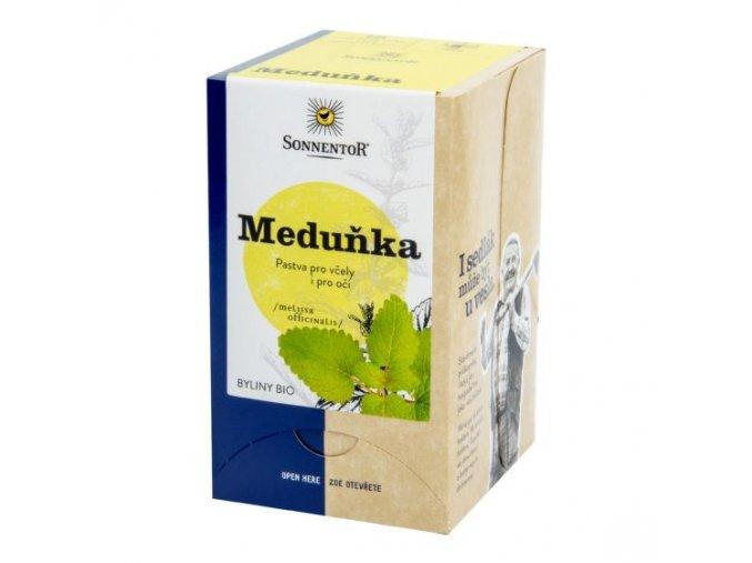 Sonnentor Čaj Meduňka BIO 21,6g