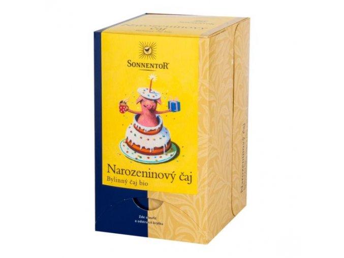 Sonnentor Čaj Narozeninový BIO 27 g