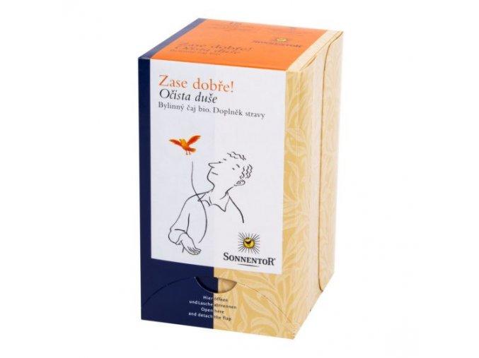 Sonnentor Čaj Očista duše BIO 27 g