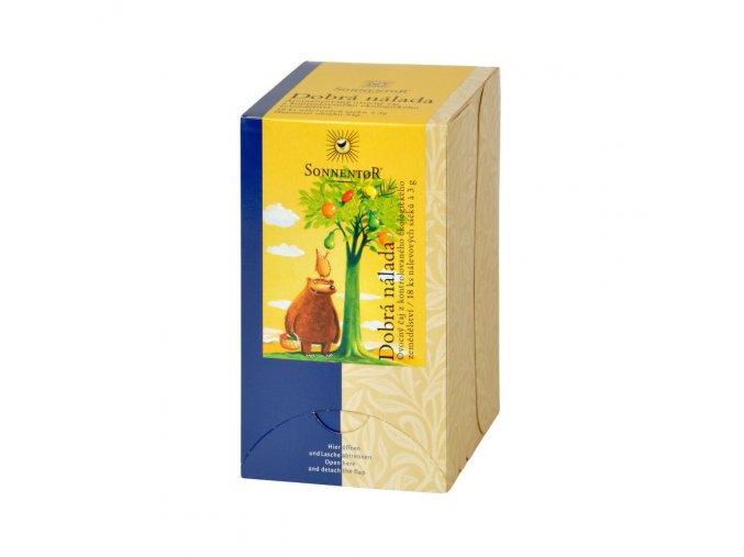 Čaj Ovocný dobré nálady 45 g BIO SONNENTOR