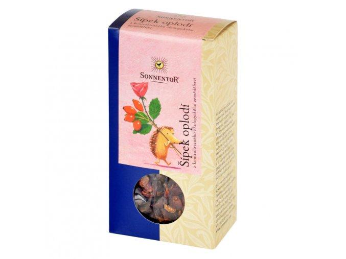 Čaj Šípek oplodí sypaný 100 g BIO SONNENTOR