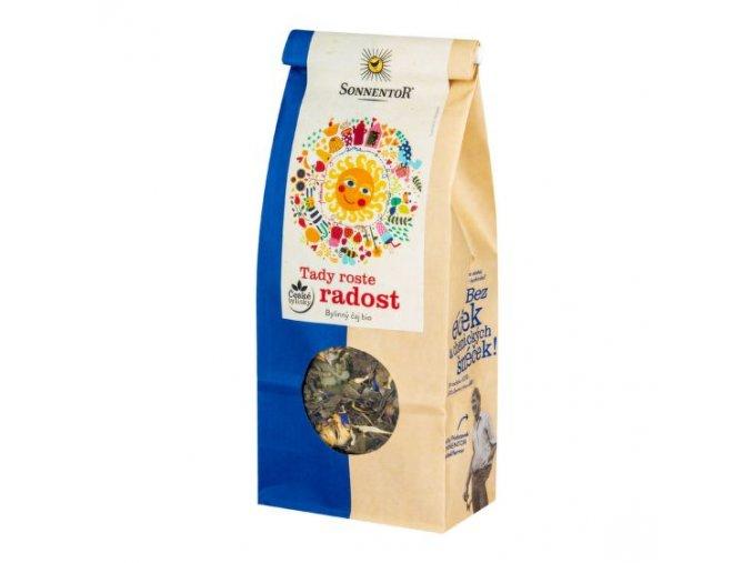 Sonnentor Čaj Tady roste radost sypaný BIO 50 g