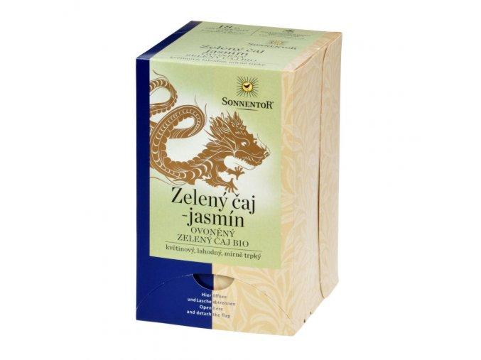 Čaj Zelený s jasmínem 27 g BIO SONNENTOR