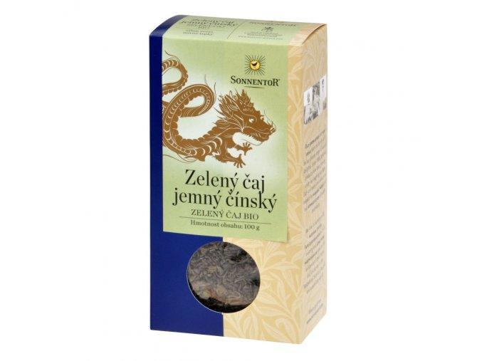 Čaj Zelený sypaný 100 g BIO SONNENTOR