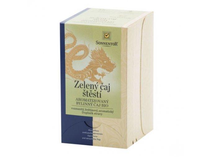 Sonnentor Čaj Zelený štěstí BIO 19,8 g
