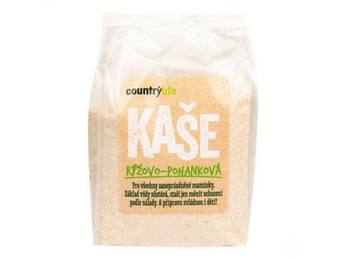 Country life Kaše rýžovo-pohanková 300g