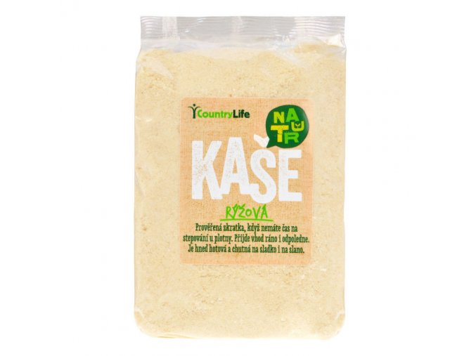 Kaše rýžová 300 g COUNTRY LIFE