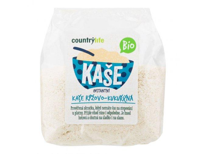 Kaše rýžovo kukuřičná 300 g BIO COUNTRY LIFE