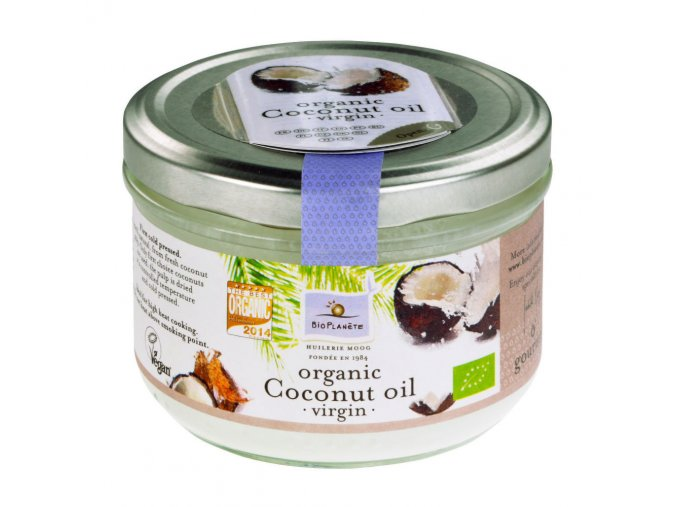 Olej kokosový 200 ml BIO BIO PLANETE