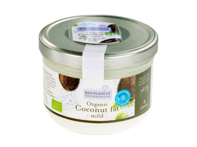 Olej kokosový dezodorizovaný 400 ml BIO BIO PLANETE