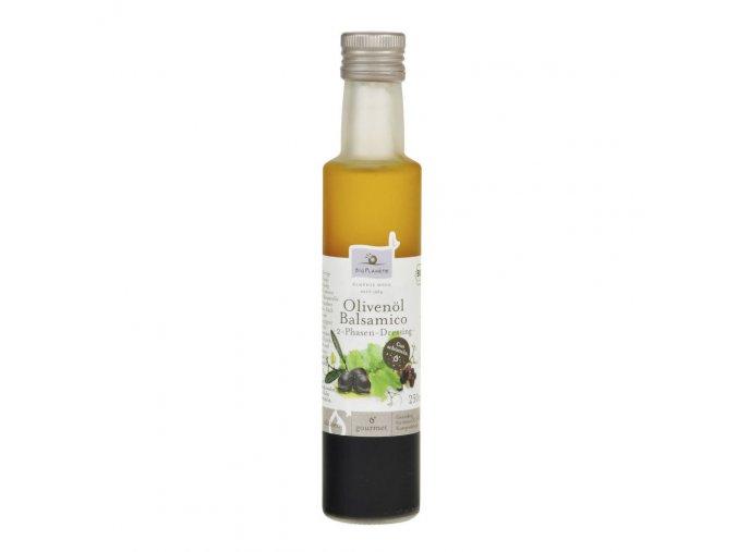 Olej olivový s balzamikem 250 ml BIO BIO PLANETE