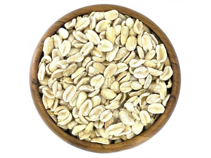 arašídy bez soly
