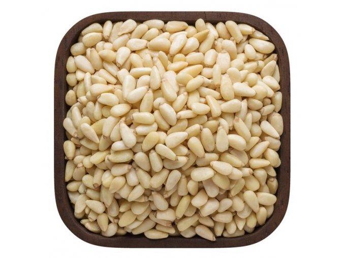 Zdravoslav Piniové oříšky - jádra 1000 g