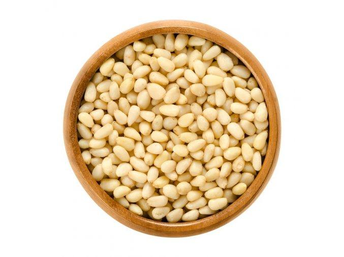 Zdravoslav Piniové oříšky - jádra 250 g