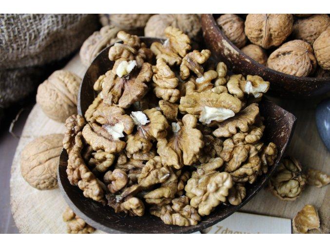 Zdravoslav Vlašské ořechy Premium 2020 ( půlky ) 500 g