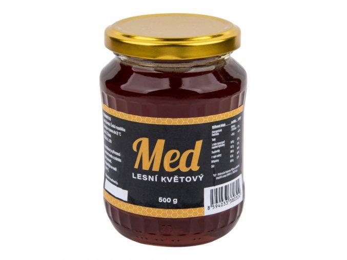 Číhala Med lesní květový 500 g