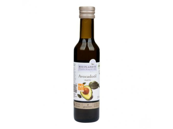 Bio Planete Olej avokádový BIO 250 ml