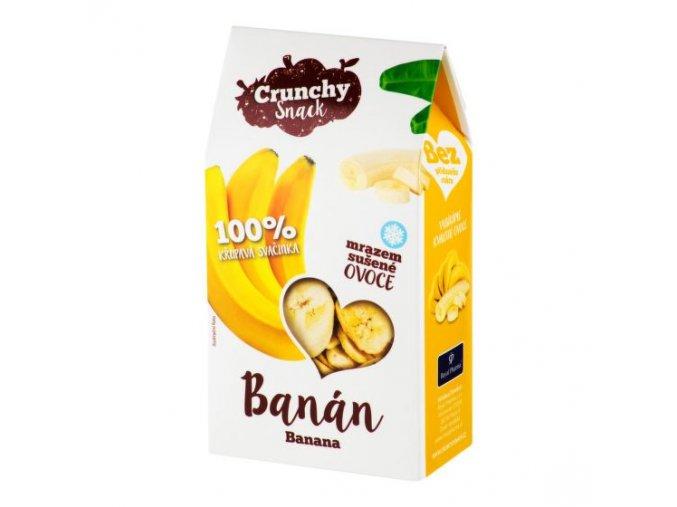 ROYAL PHARMA® Banány sušené mrazem 20 g