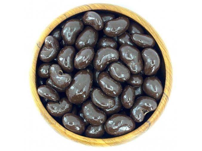 Zdravoslav Kešu ořechy v hořké čokoládě 250 g