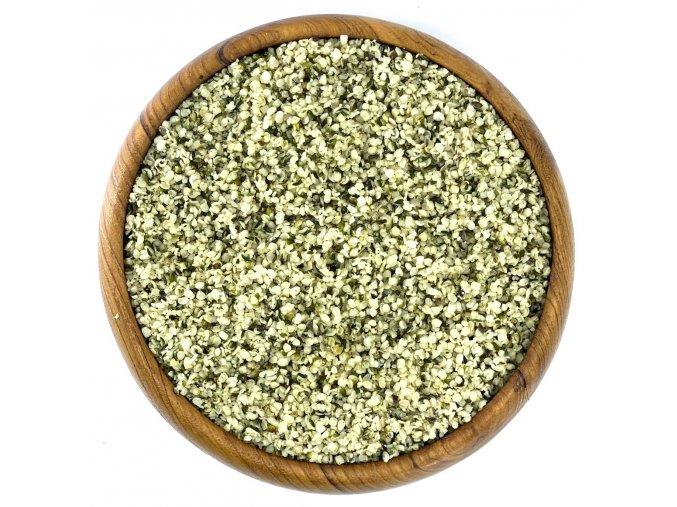Zdravoslav Konopné semínko loupané 250 g