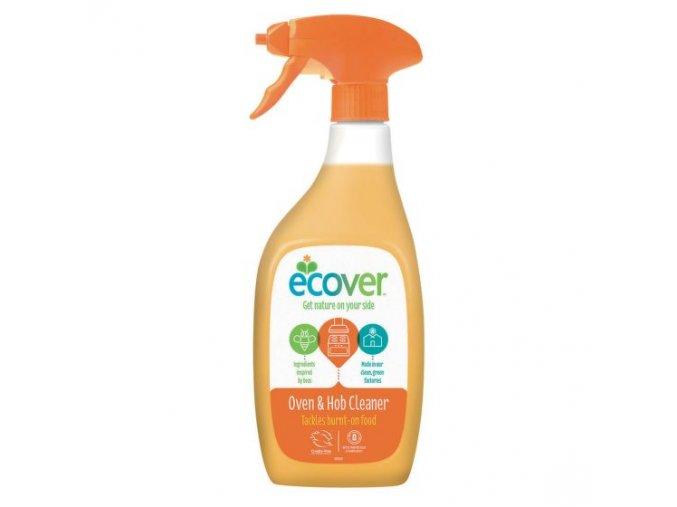 Ecover čistící prostředek na trouby a sporáky 500 ml