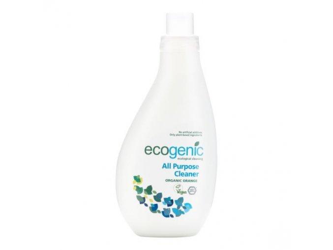 Ecogenic univerzální čisticí prostředek s pomerančem 1 l