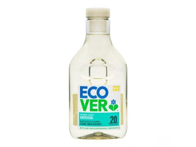 Ecover tekutý prací prostředek univerzální koncentrovaný Zimolez a jasmín 850 ml