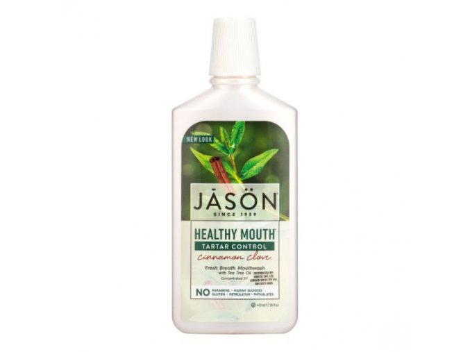Jason Voda ústní Healthy Mouth 473 ml