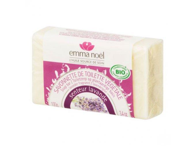 Emma Noël Mýdlo rostlinné levandule 100 g BIO