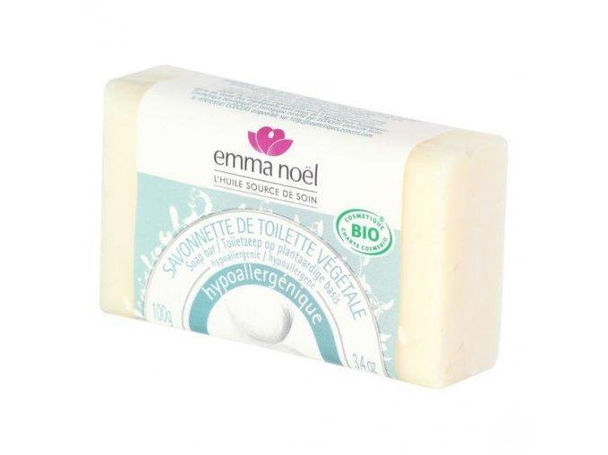Emma Noël Mýdlo rostlinné hypoalergenní 100 g BIO