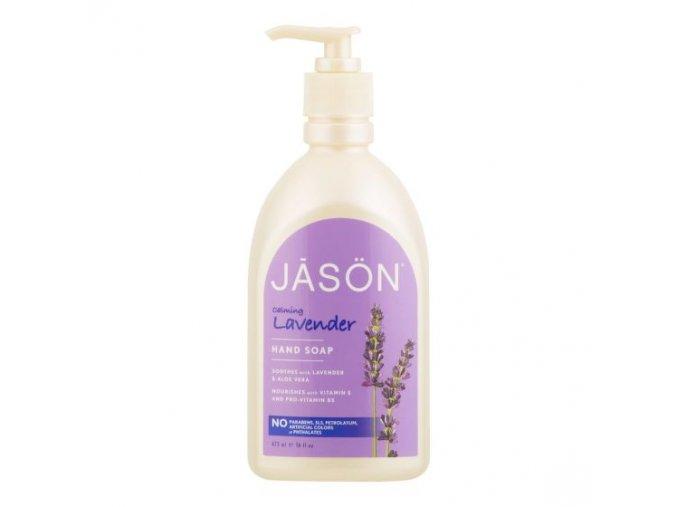 Jason Mýdlo tekuté levandule 473 ml