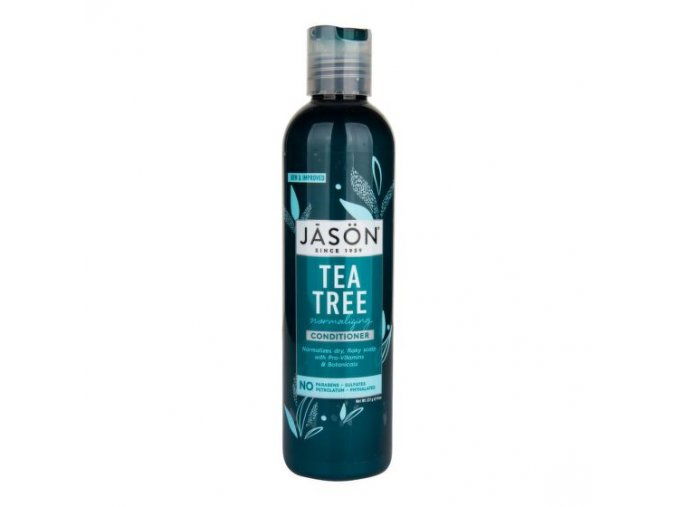 Jason Kondicionér vlasový tea tree 227 g