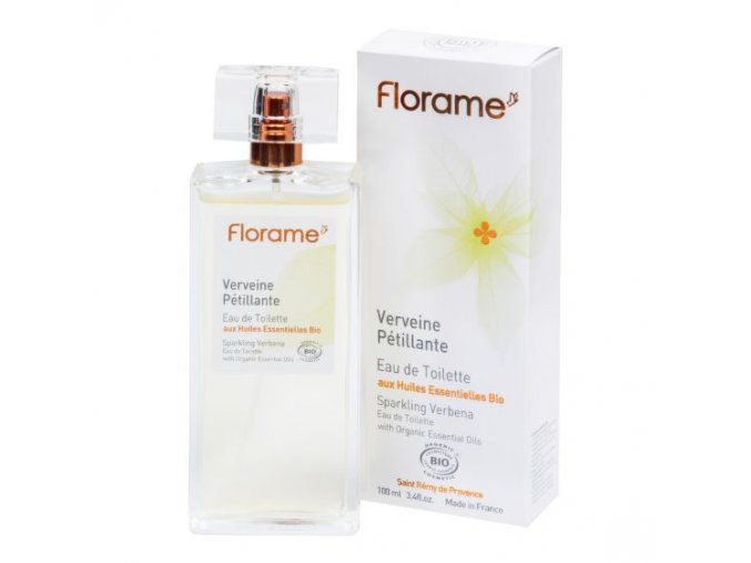 Florame Toaletní voda Verveine Petillante BIO 100 ml
