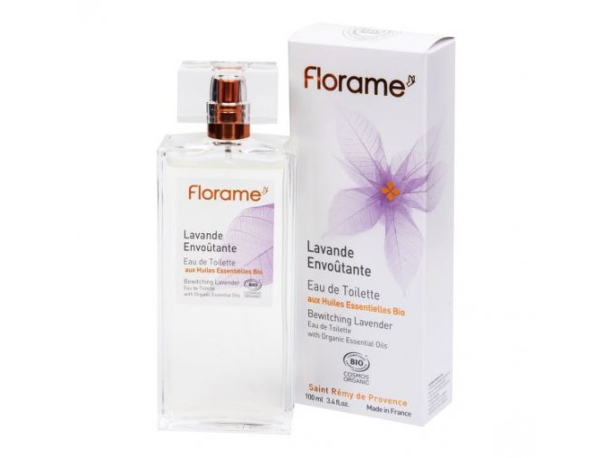 Florame Toaletní voda Lavande Envoutante BIO 100 ml