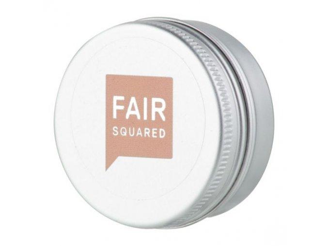 Fair Squared Balzám na rty s meruňkovým olejem 12 g