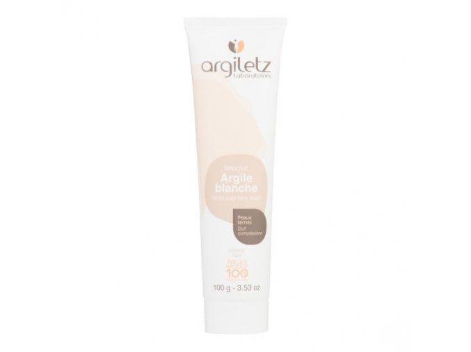 Argiletz Maska pleťová zjasňující bílý jíl 100 g