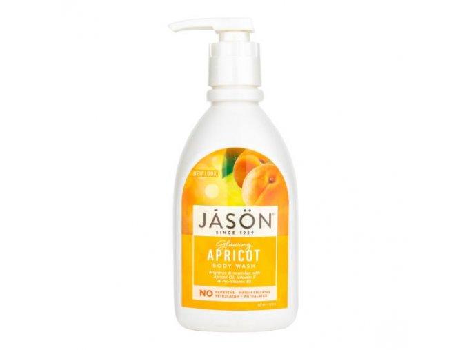 Jason Gel sprchový meruňka 887 ml