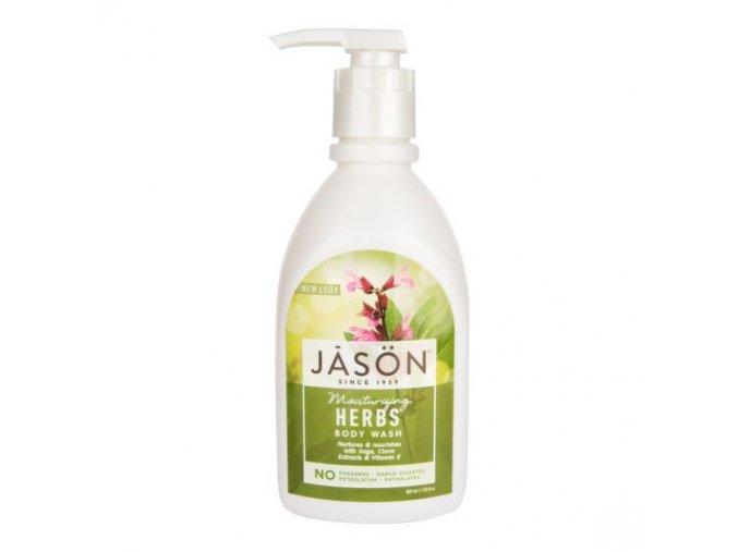 Jason Gel sprchový byliny 887 ml