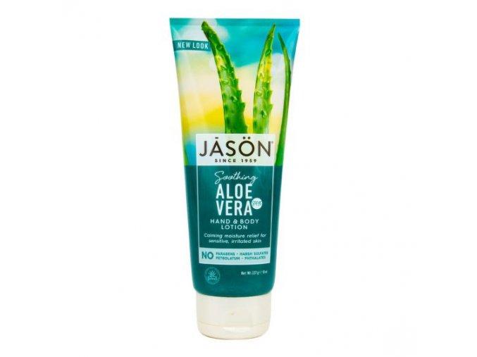 Jason Mléko tělové aloe vera 84 % 227 ml
