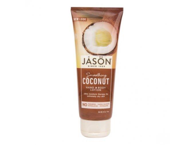 Jason Mléko tělové s panenským kokosovým olejem 227 g