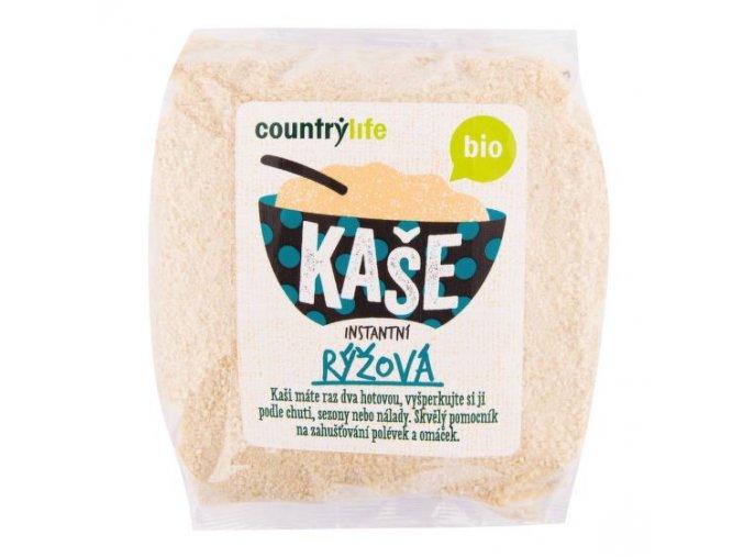 Country Life Kaše rýžová BIO 300 g