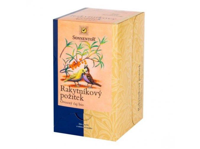 Sonnentor Čaj Rakytníkový požitek BIO 54 g