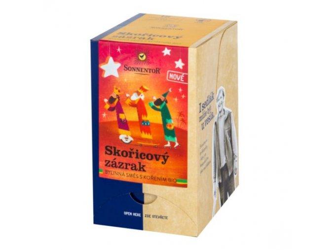 Sonnentor Čaj Skořicový zázrak BIO 32,4 g