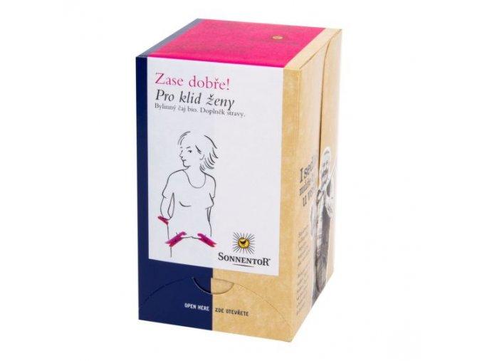 Sonnentor Čaj Pro klid ženy BIO 27 g