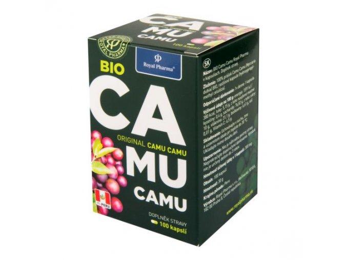 Royal Pharma® Camu Camu 100 kapslí BIO 30 g